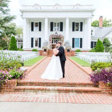 Raleigh Durham Wedding Venue Rose Hill Plantation