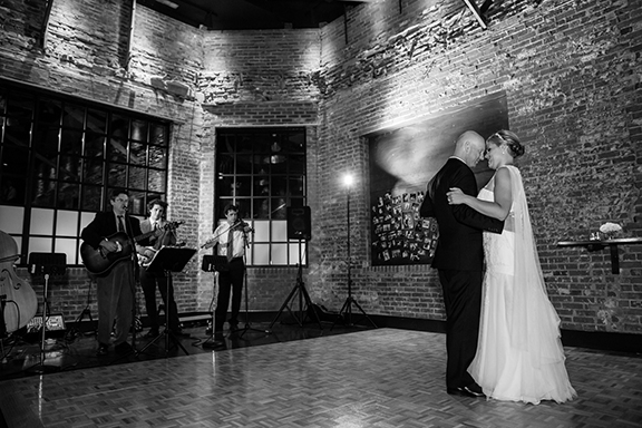 First Dance at The Cookery