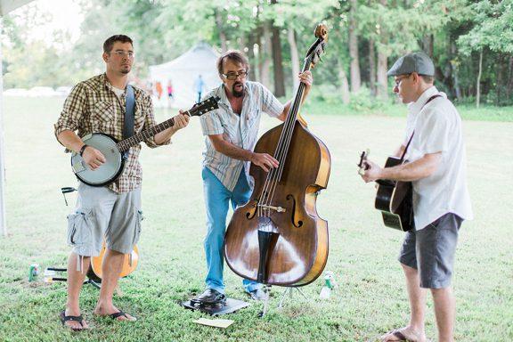 Live Bluegrass Band