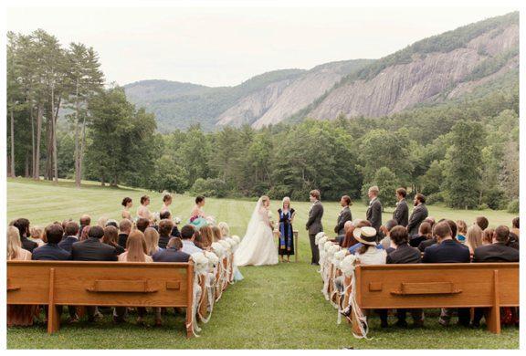 NC Mountains Wedding