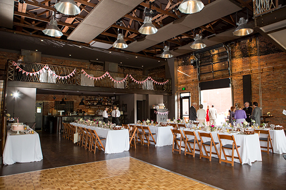 Wedding Reception at The Cookery