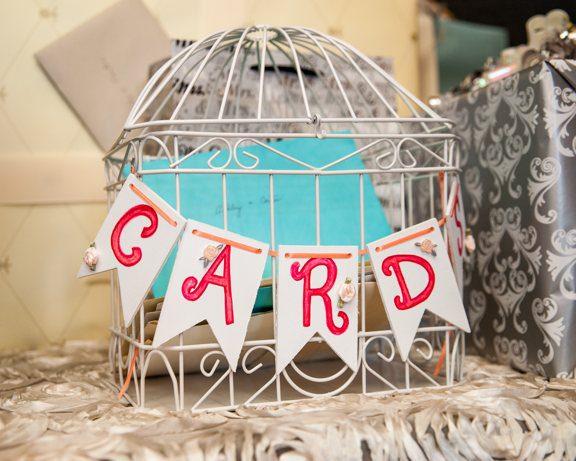 Wedding Cards Birdcage