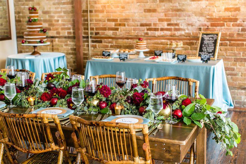 Autumn-wedding-table-setting