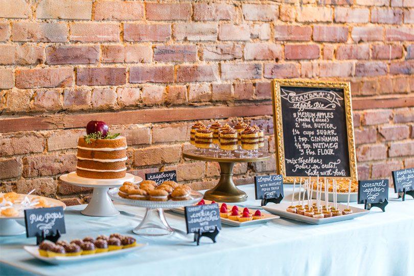 One Belle Bakery Dessert Bar
