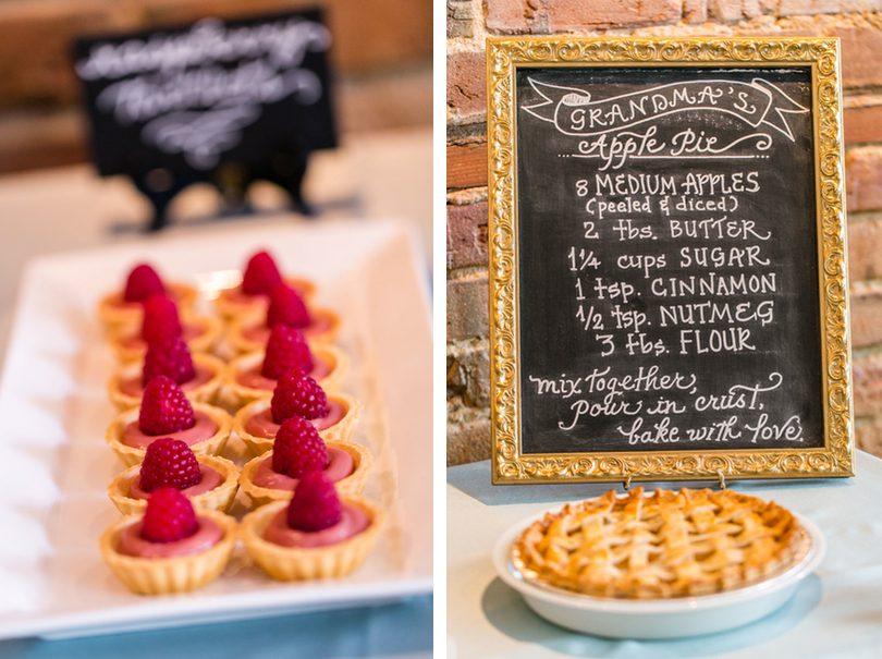 Specialty Wedding Desserts