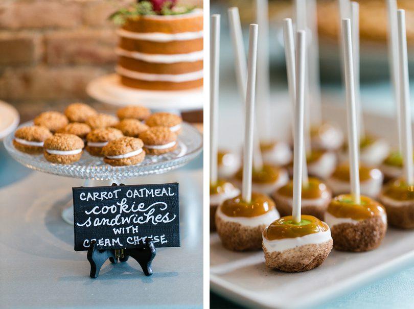 dessert details