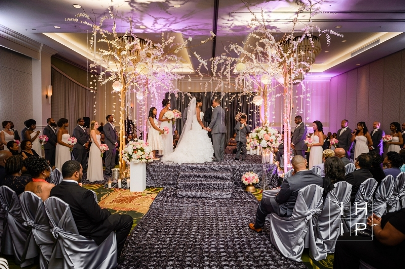 Ceremony at Renaissance North Hills Raleigh