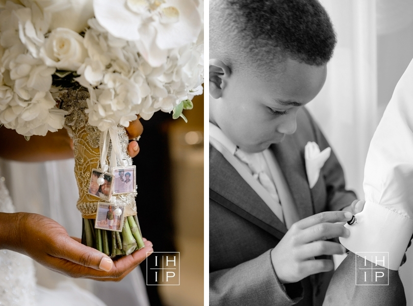 Family tributes in weddings