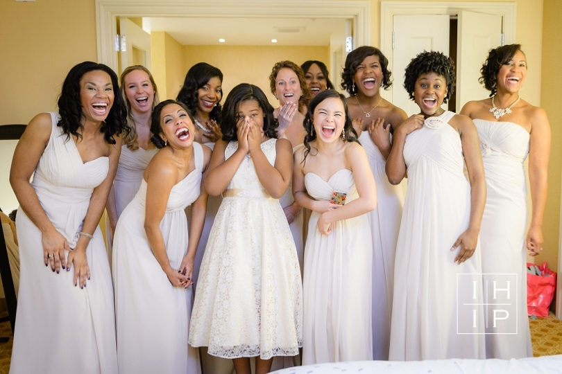 Fun bridesmaids photograpsh by In His Image