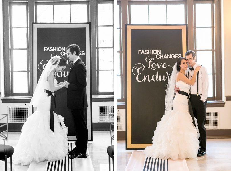 Chanel Wedding Style Shoot