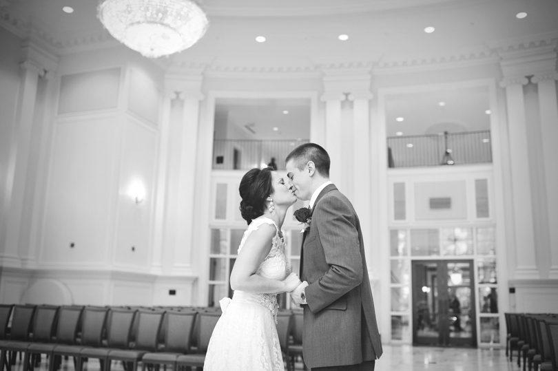 Wedding at the State Club at NCSU