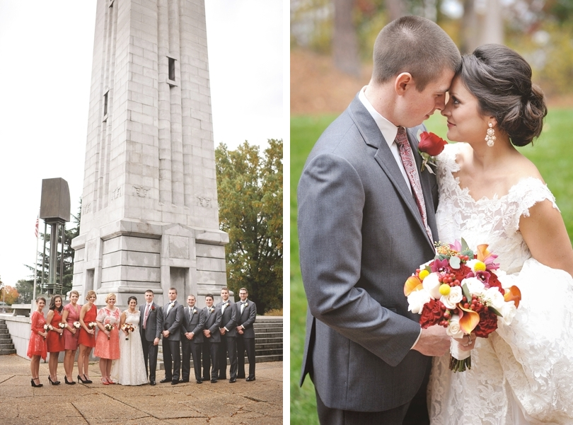 Wedding in Raleigh at NC State