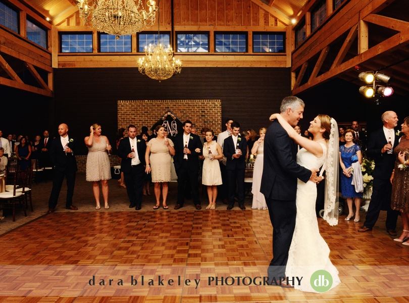 First dance at The Sutherland