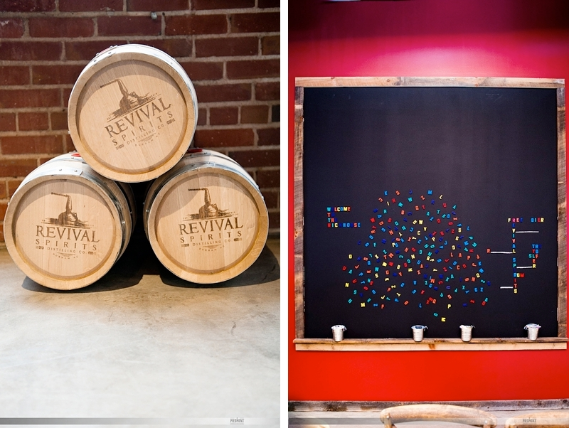 Revival Spirits is a new distillery in The Rickhouse