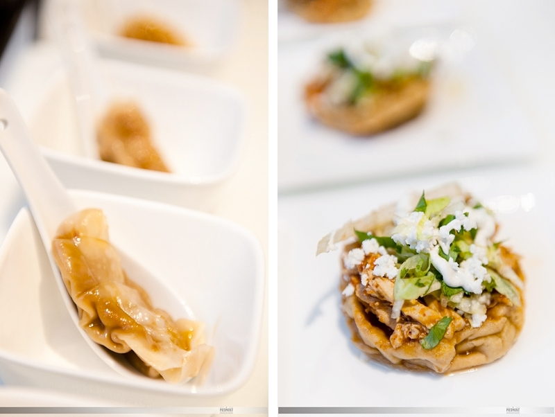 Sample of food by Durham Catering Co.