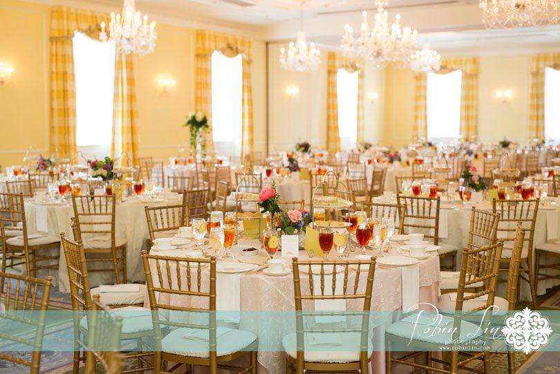 The Carolina Inn Chapel Hill wedding venue