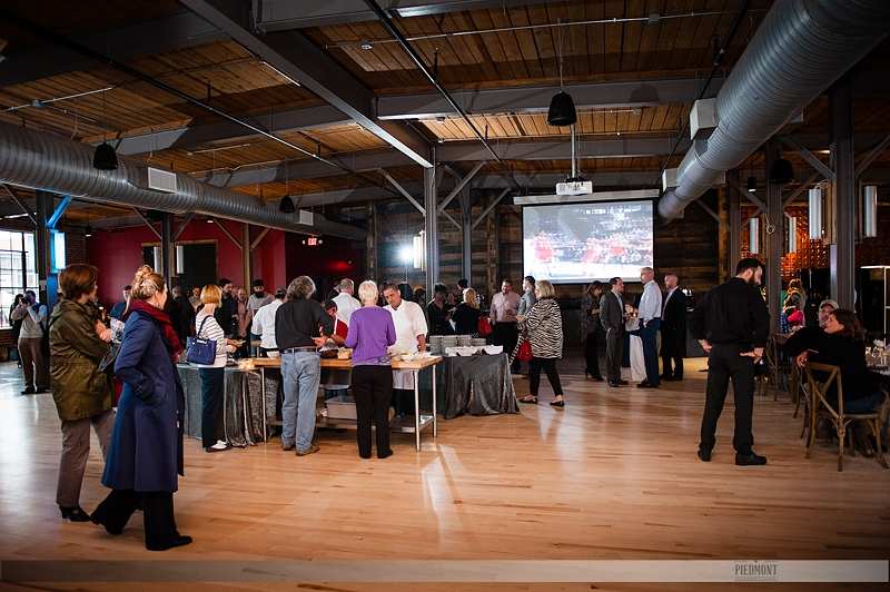 Urban Chic event space in downtown Durham