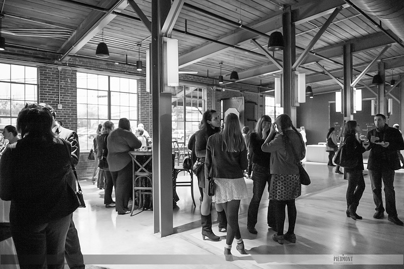 Urban downtown event space in North Carolina