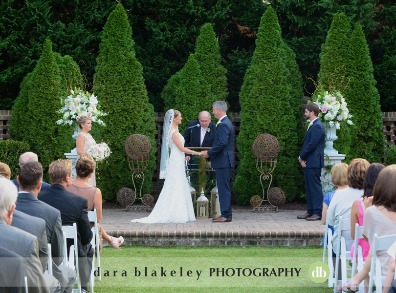 Wedding at The Sutherland in NC