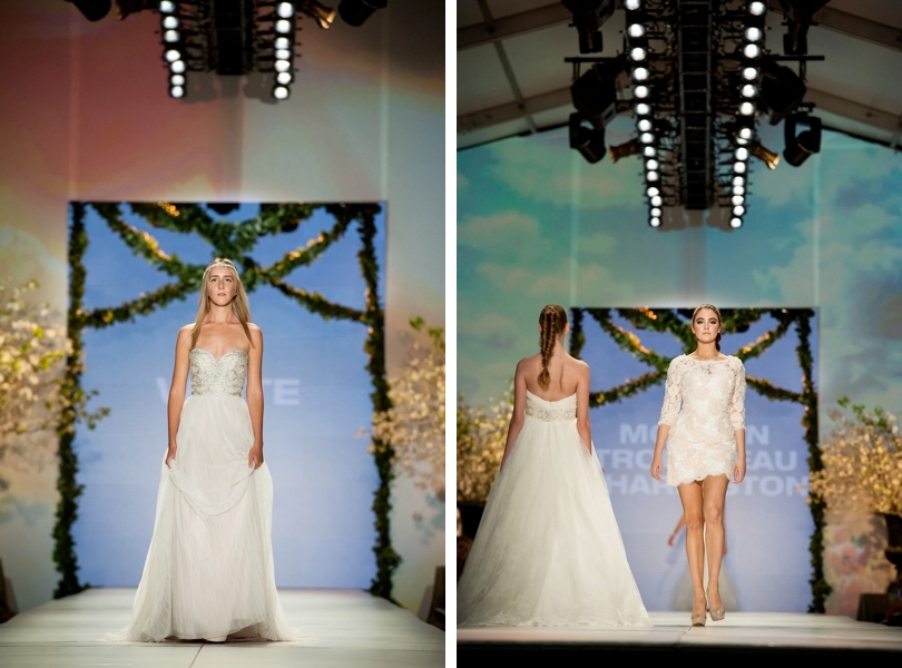 Charleston Fashion Week Hailey Paige and Modern Trousseau