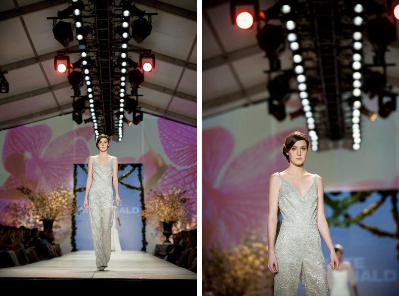 Charleston Fashion Week Kate McDonald LulaKate jumpsuit