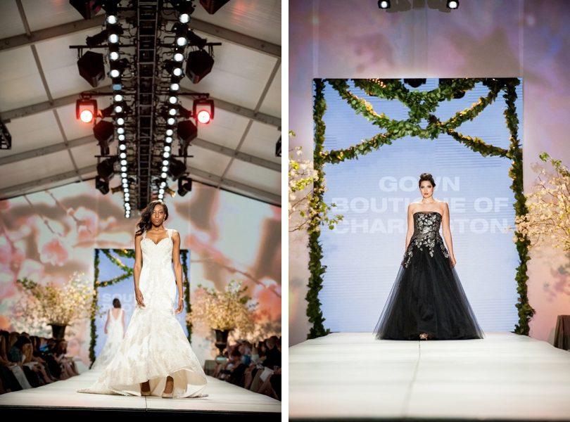 Charleston Fashion Week Matthew Christopher and Liancarlo gown