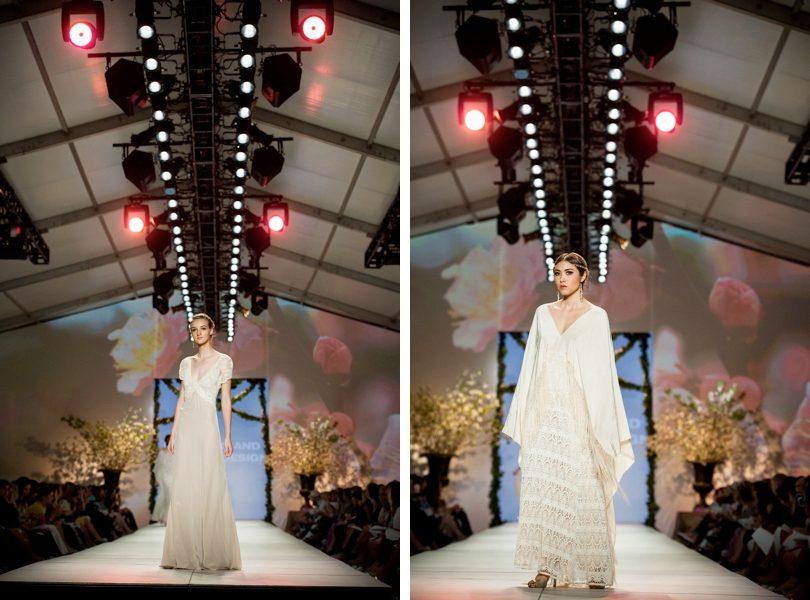 Bridal fashion show Charleston