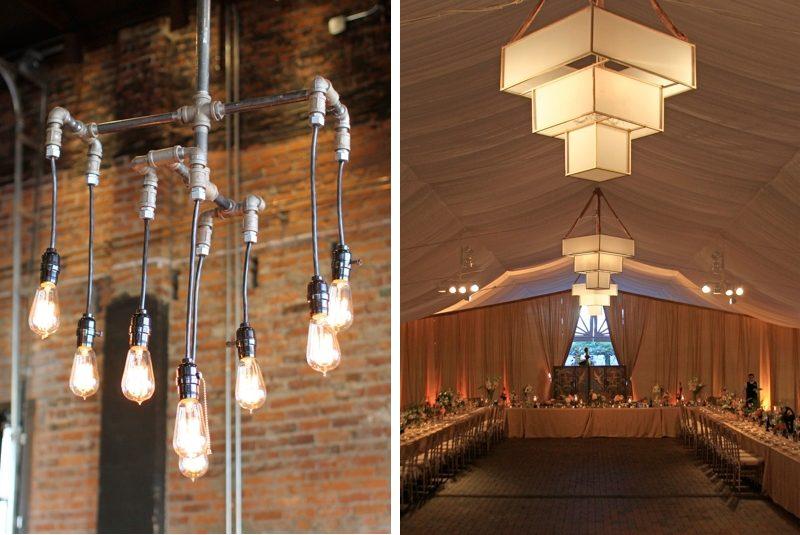 Art Deco and Industrial Lighting
