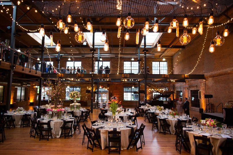 Bay 7 Wedding Reception