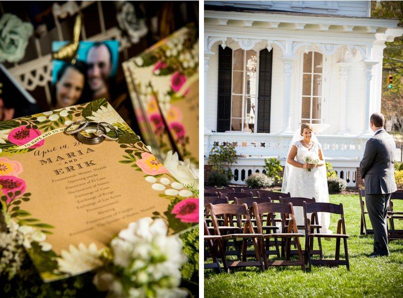 Paperbuzz Raleigh wedding invitations