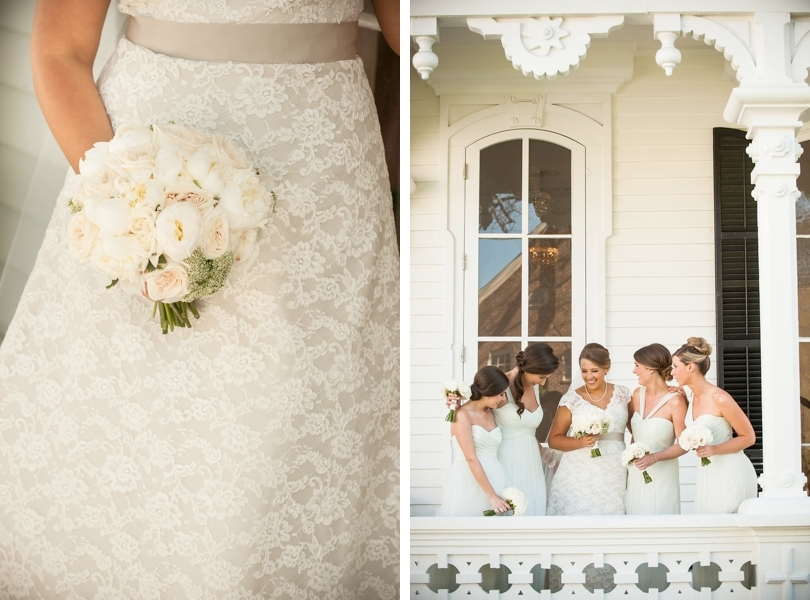 Classic Southern Wedding at the Merrimon Wynne