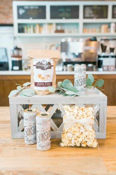 Locally made wedding gifts from NC