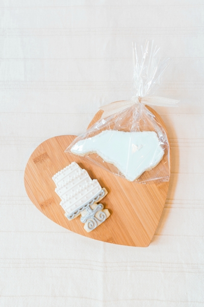 Made in NC wedding favors