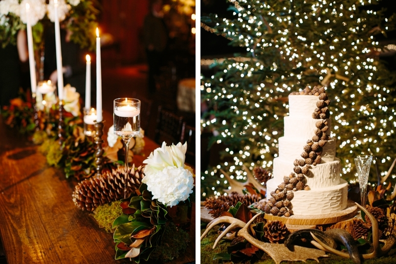 Winter Holiday Wedding Inspiration
