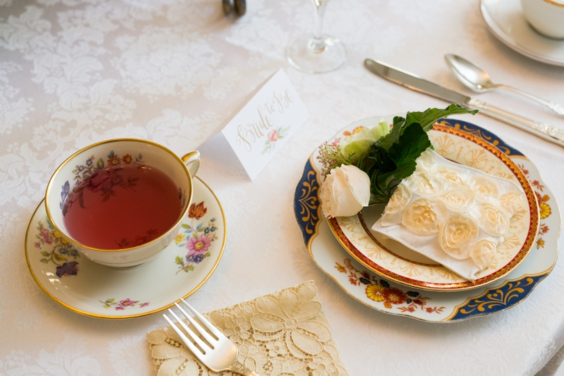 Afternoon tea at The Carolina Inn