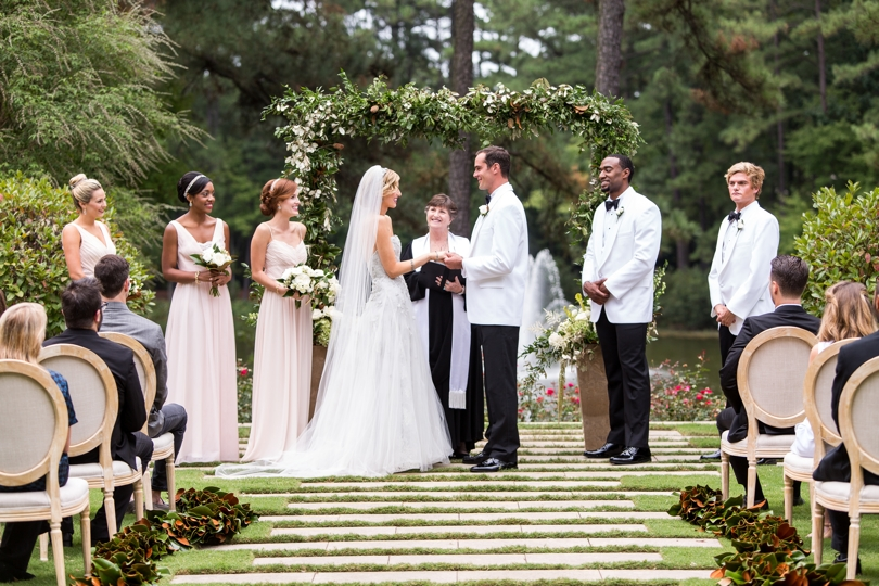 Best triangle wedding venues Umstead Hotel and Spa