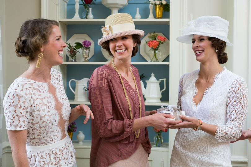 Downton Abbey inspired 1920s fashion
