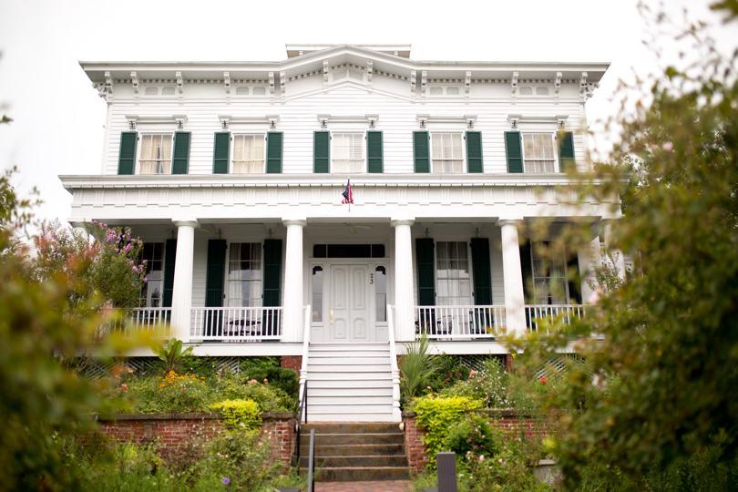 City Club at de Rosset Wilmington wedding venue