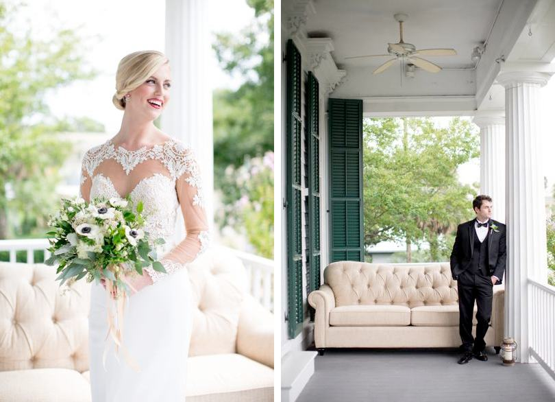 Downtown Wilmington wedding at City Club de Rosset