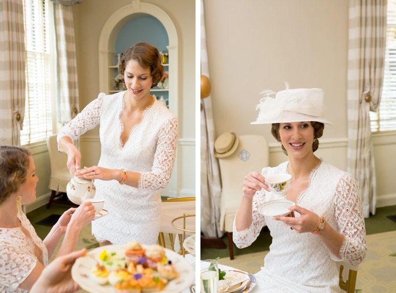 North Carolina bridal trends and outfits