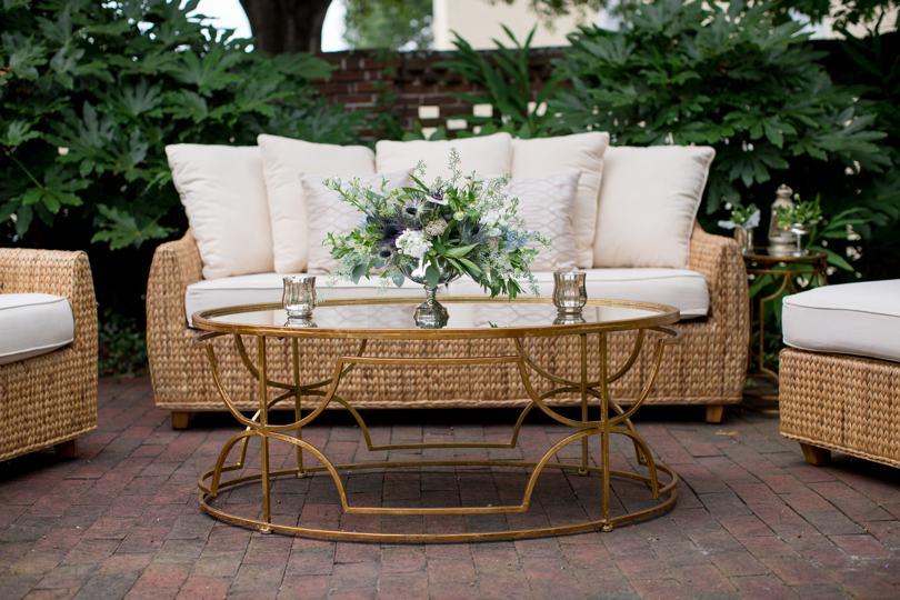 Wedding event furniture rentals in Wilmington