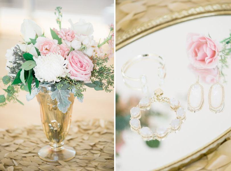 Kendra Scott jewelry for North Carolina bridesmaids
