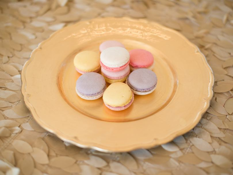 Macaroons from Lucette Grace Raleigh