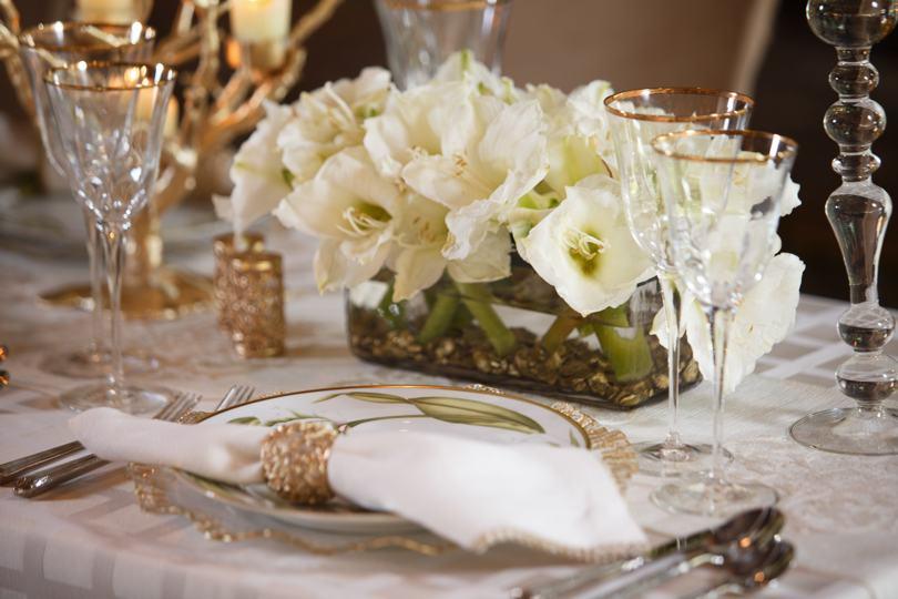 Tabletop rentals from Baileys Fine Jewelry