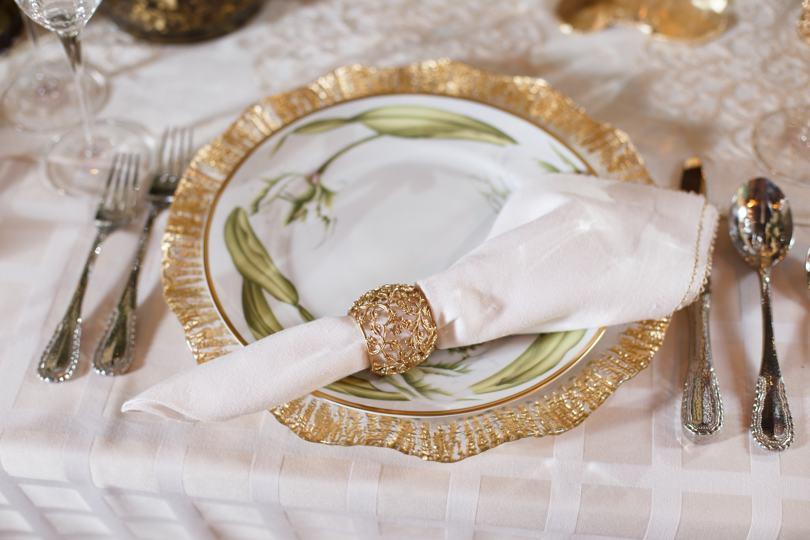 Wedding China from Baileys Fine Jewelry