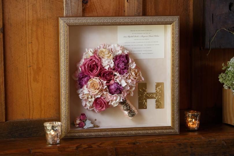 Romantic pink floral inspiration