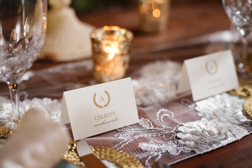 Wedding placecard design ideas