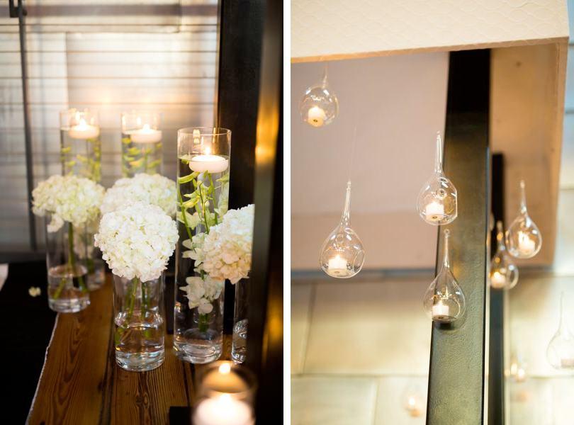 Fresh Affairs modern wedding florals