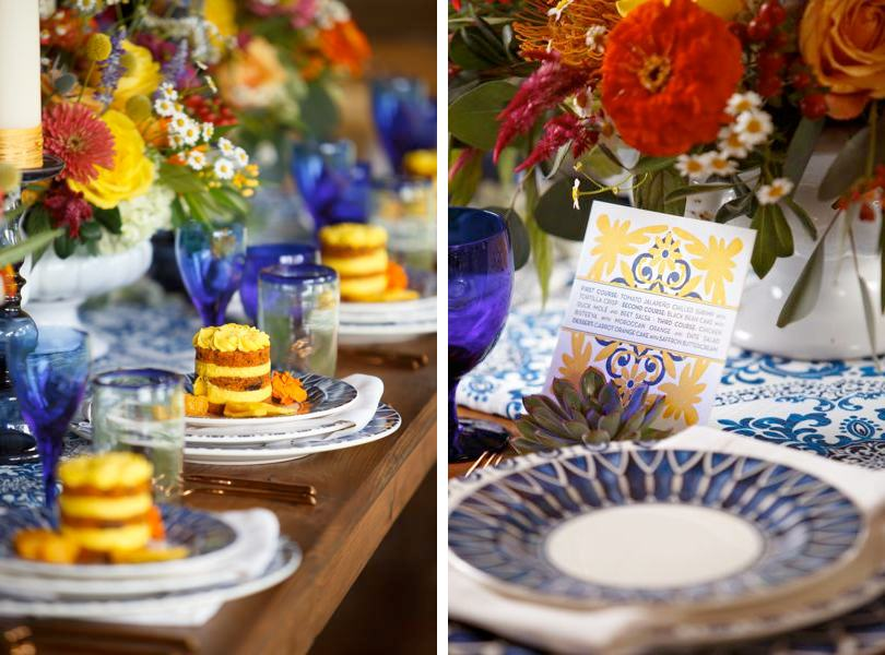 Wedding dessert ideas from Catering Works