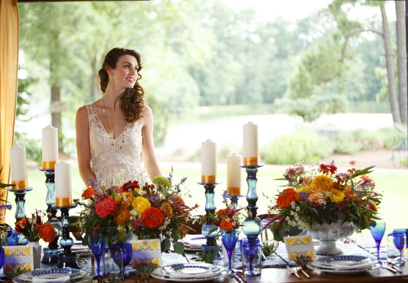 Weddings at The Angus Barn Raleigh NC